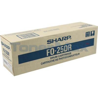 SHARP FO-IS125N DRUM CARTRIDGE BLACK